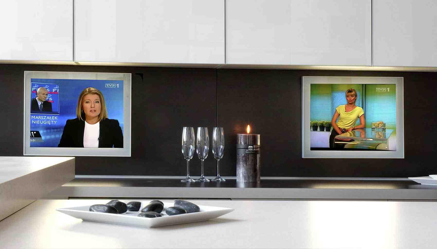 Mirror Multimedia aranżacje kuchni
