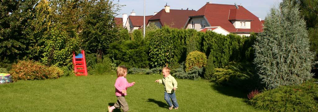 Planowanie ogrodu - Ogród